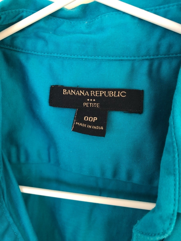 Women's blouses & shirts - BANANA REPUBLIC photo 3