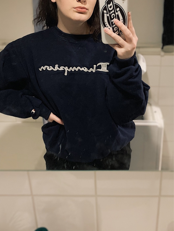 Women's hoodies & sweatshirts - CHAMPION photo 1