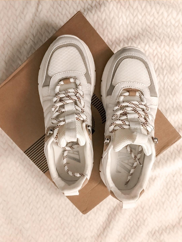 Women's sneakers - ZARA photo 2