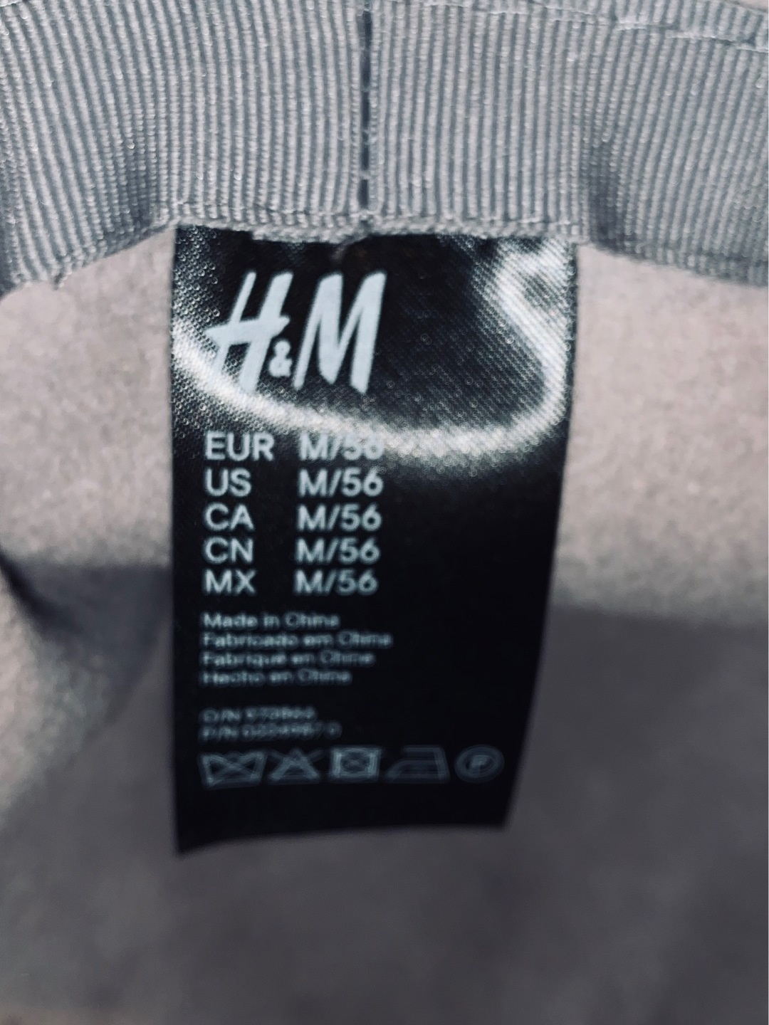 Damers hatte og kasketter - H&M photo 3