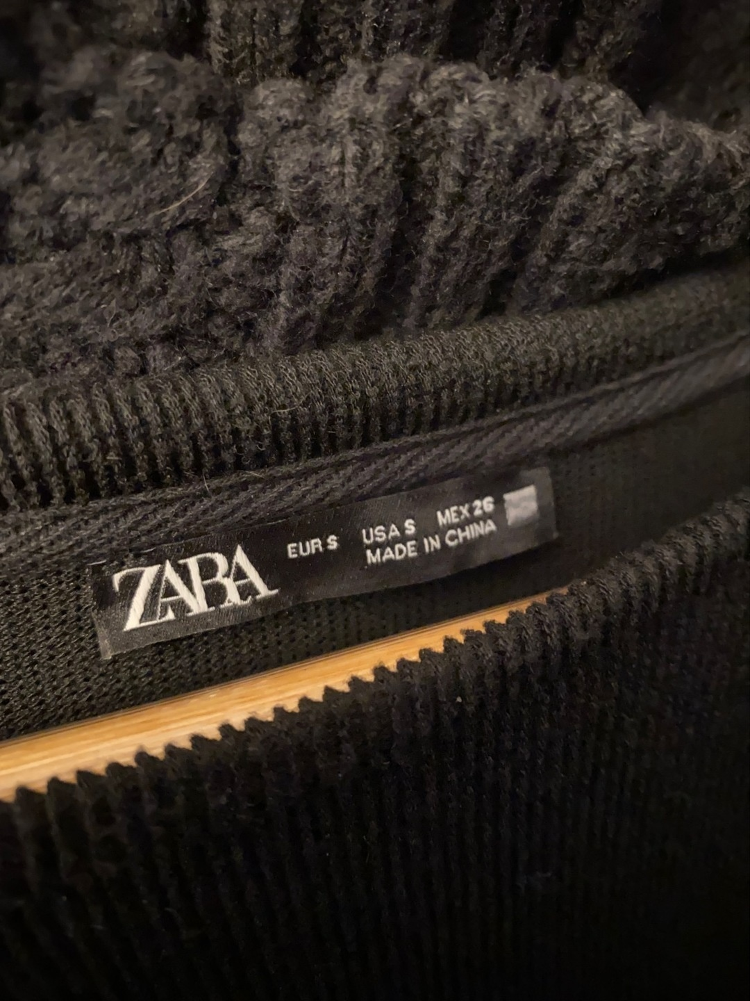 Damen pullover & strickjacken - ZARA photo 4