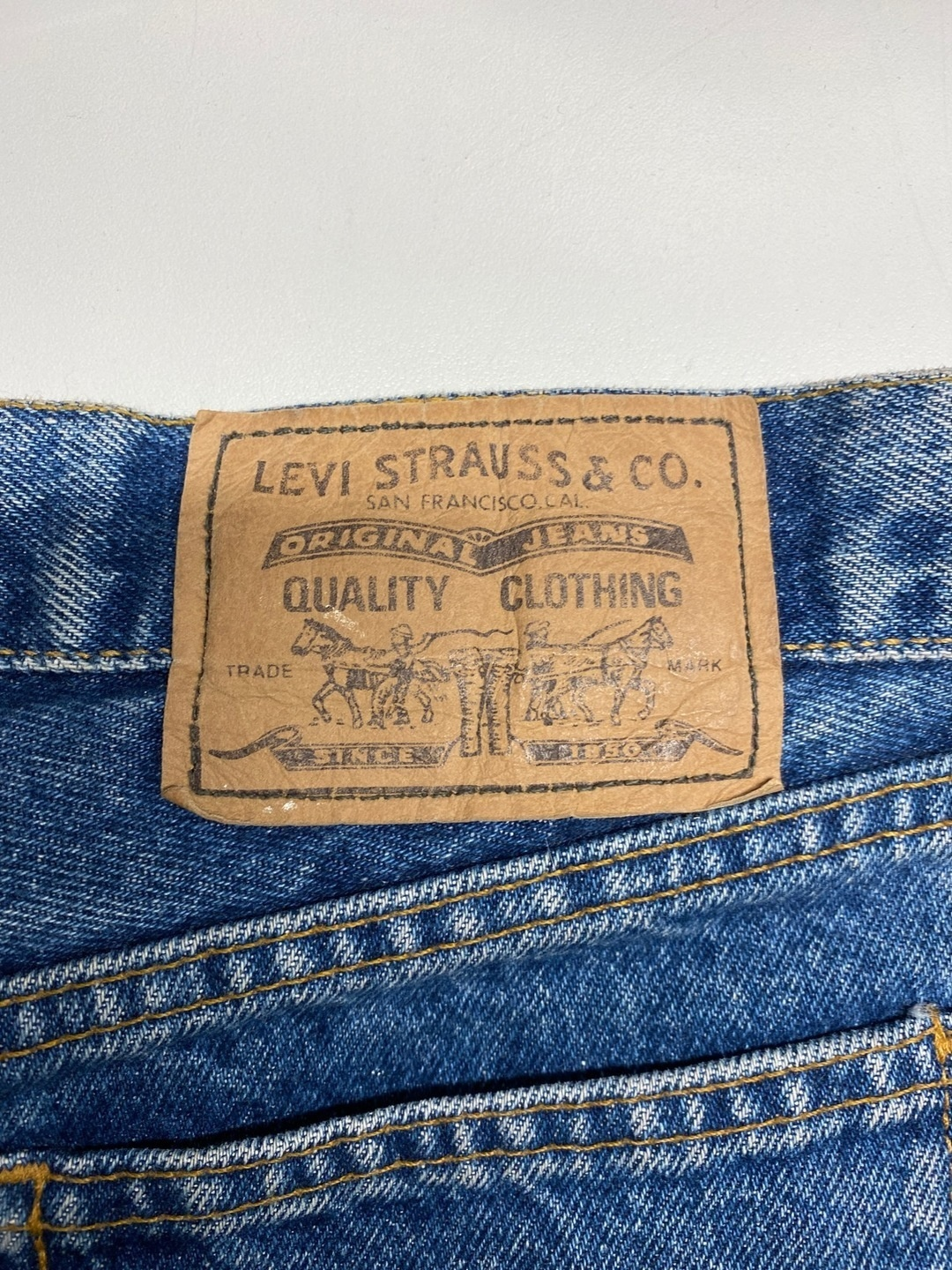 Women's shorts - LEVI'S photo 3