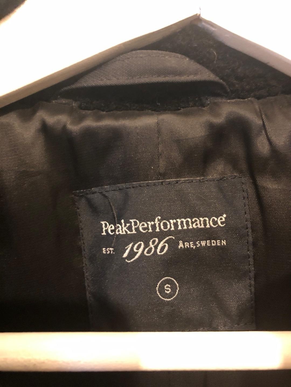Women's coats & jackets - PEAK PERFORMANCE photo 4