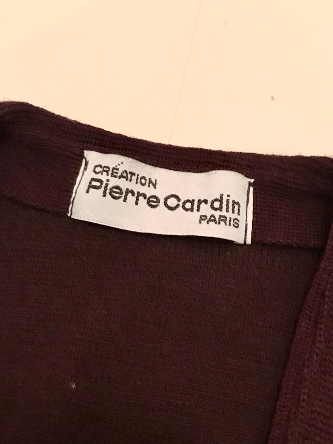 Damers trøjer og cardigans - PIERRE CARDIN photo 2