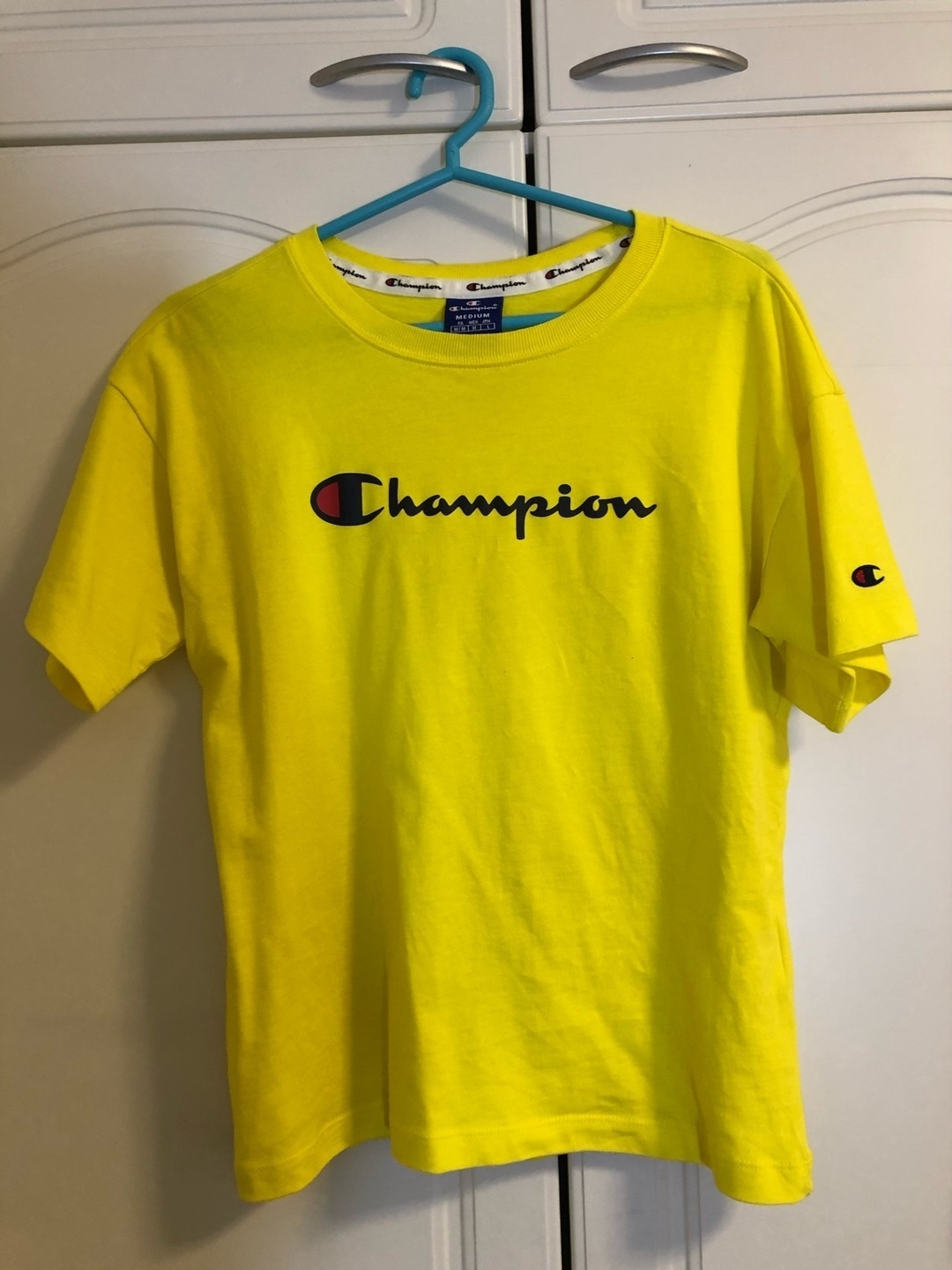 Damers toppe og t-shirts - CHAMPION photo 1