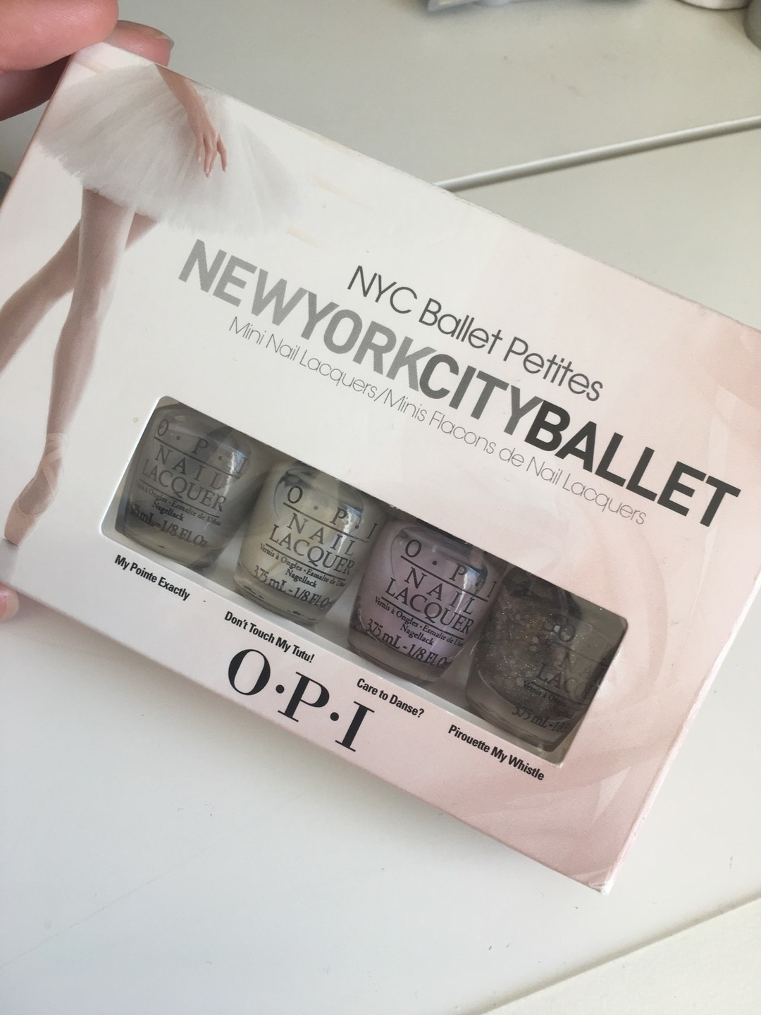Women's cosmetics & beauty - OPI photo 1