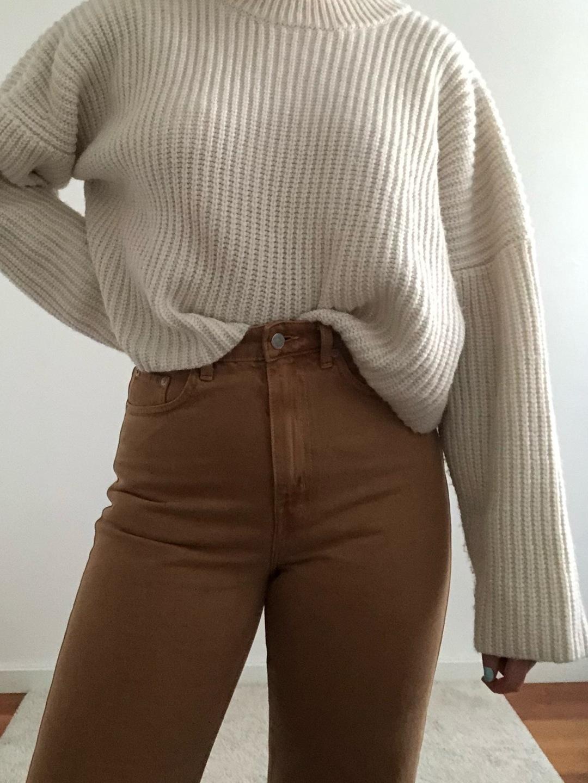 Naiset housut & farkut - WEEKDAY photo 3