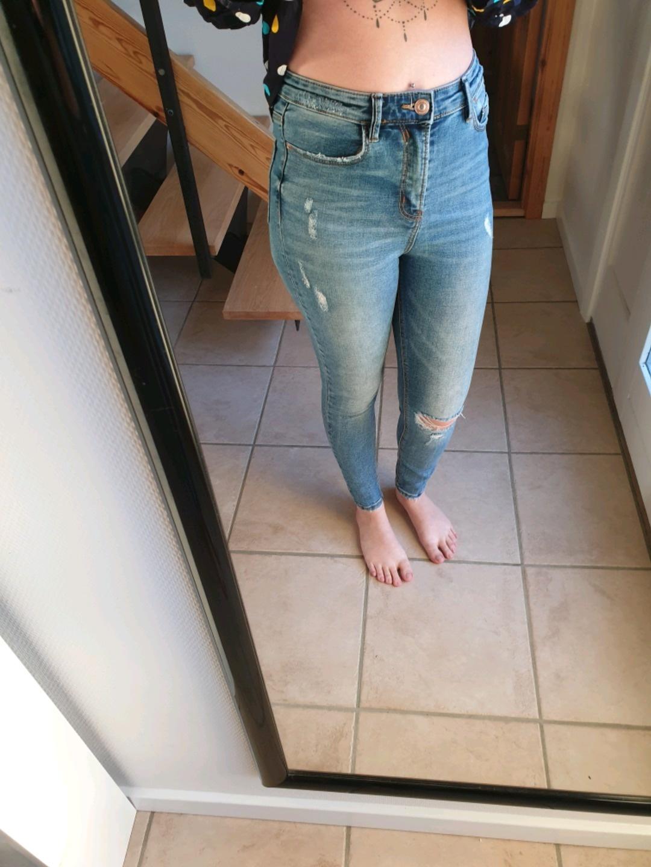 Women's trousers & jeans - STRADIVARIUS photo 1