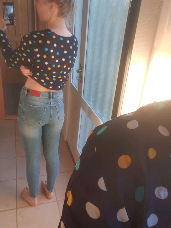 Women's trousers & jeans - STRADIVARIUS photo 4