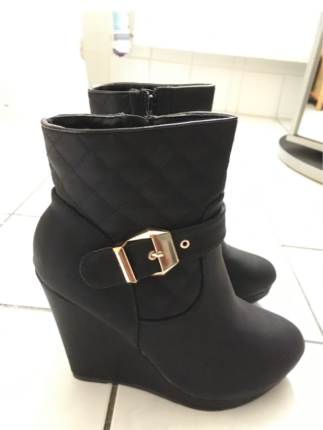 Women's boots - JULIET photo 1