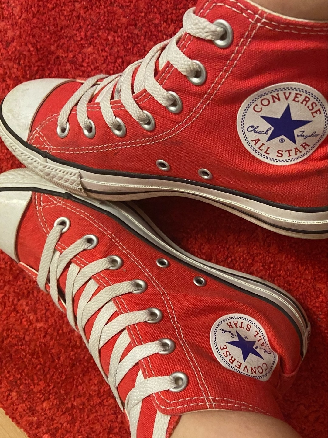 Women's sneakers - CONVERSE photo 4