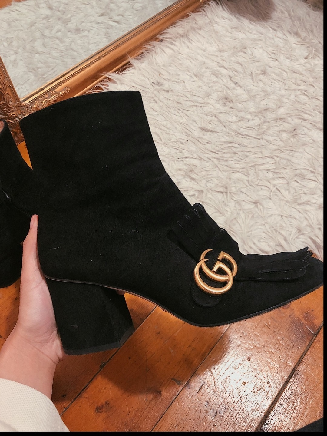 Women's boots - GUCCI photo 1