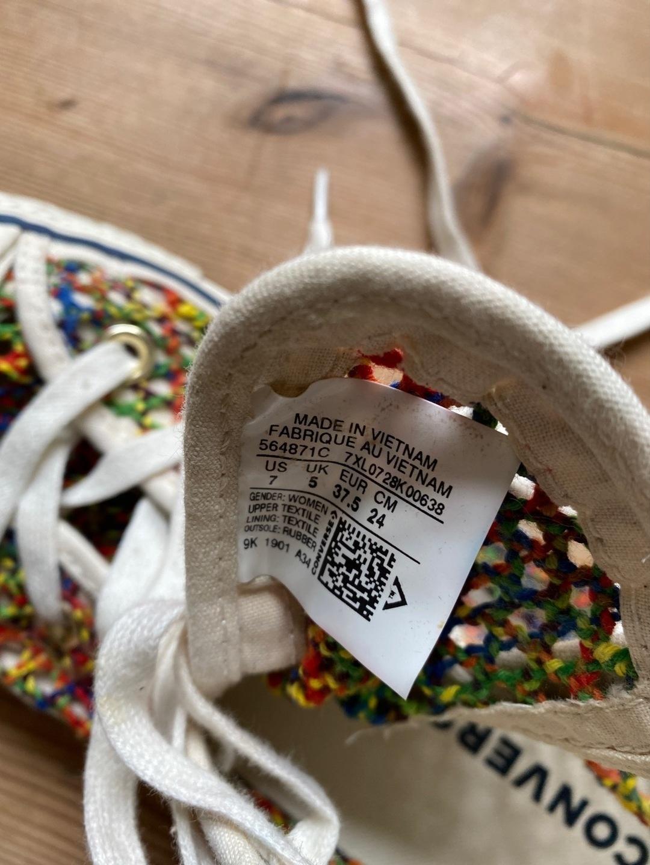 Women's sneakers - CONVERSE photo 4