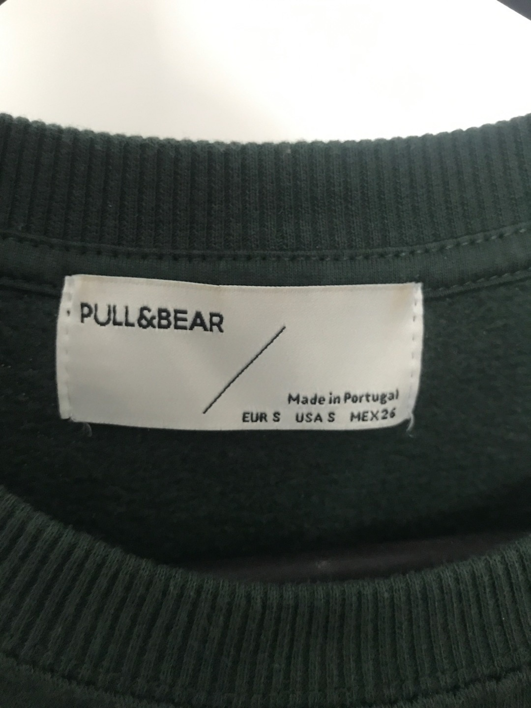 Damers hættetrøjer og sweatshirts - PULL&BEAR photo 2