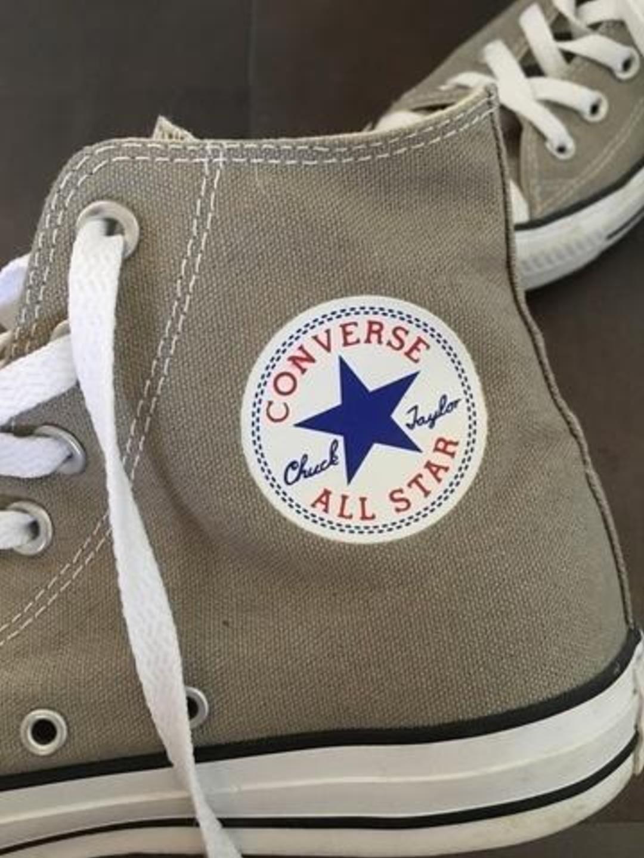 Women's sneakers - CONVERSE photo 2