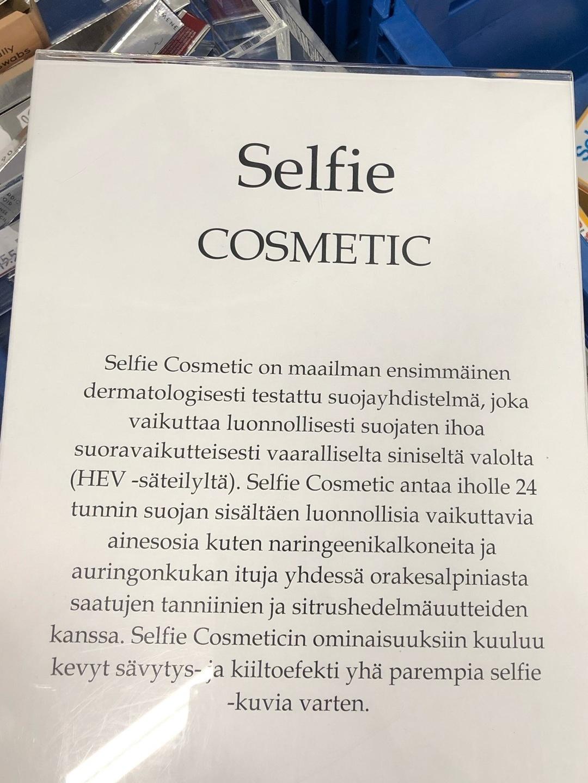 Women's cosmetics & beauty - SELFIE COSMETIC photo 3