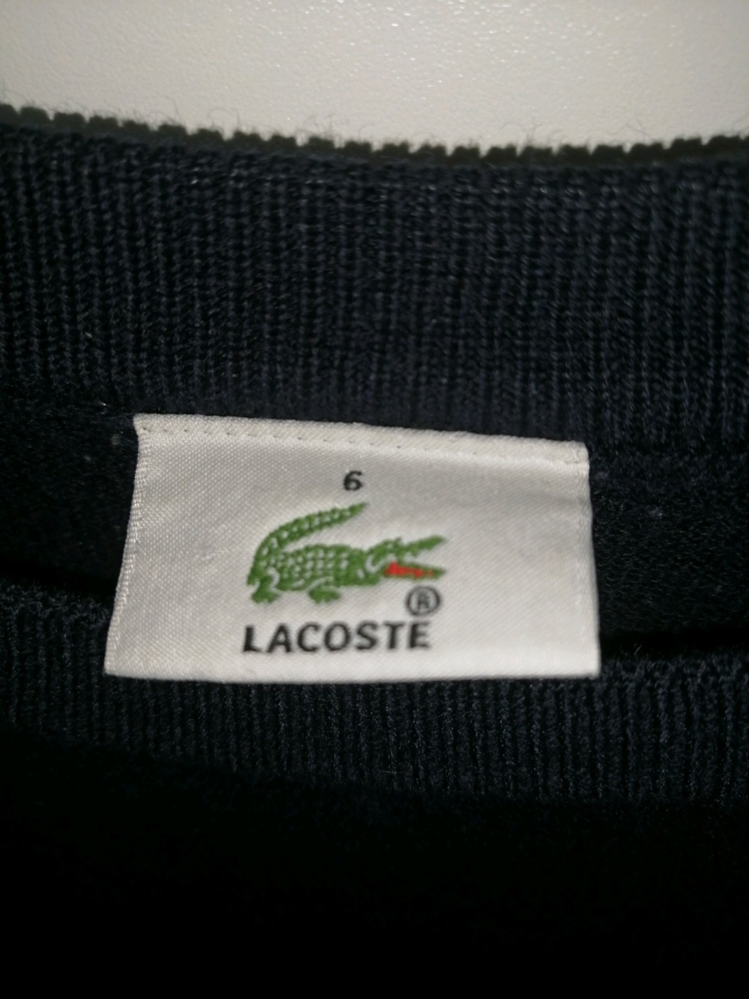 Women's jumpers & cardigans - LACOSTE photo 4