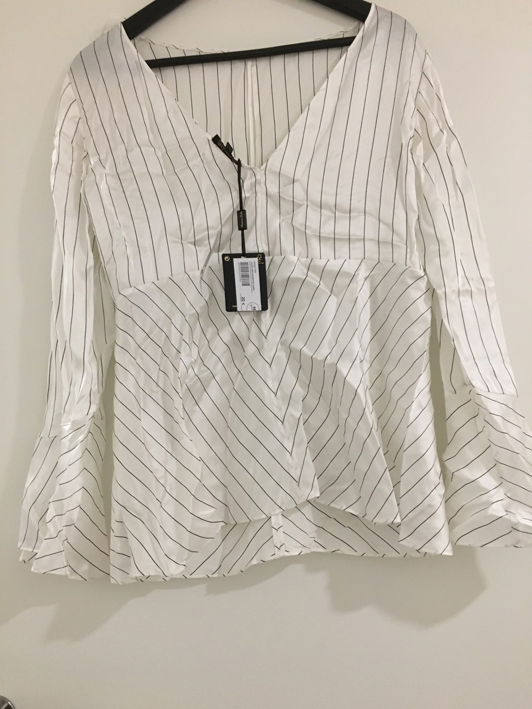 Women's blouses & shirts - MASSIMO DUTTI photo 1
