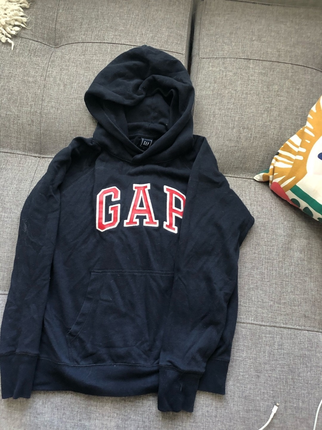 Damen kapuzenpullover & sweatshirts - GAP photo 1