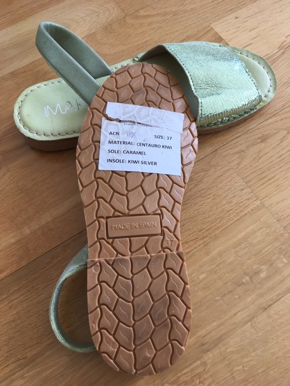 Naiset sandaalit & tohvelit - MARENAS photo 4
