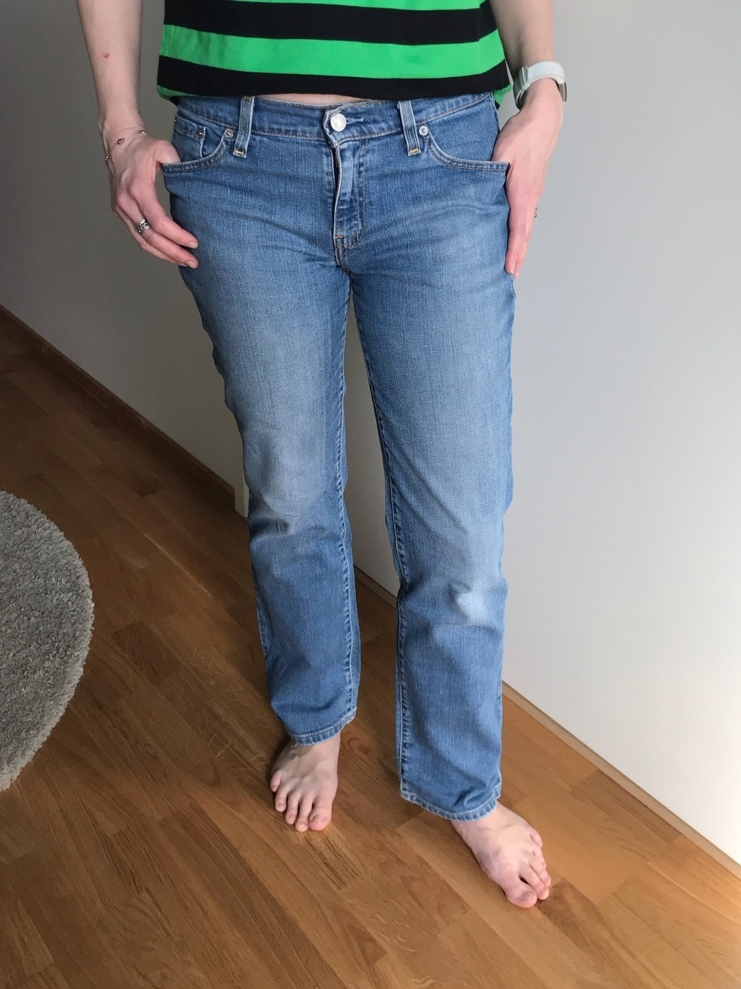 Damers bukser og jeans - LEVI'S photo 2