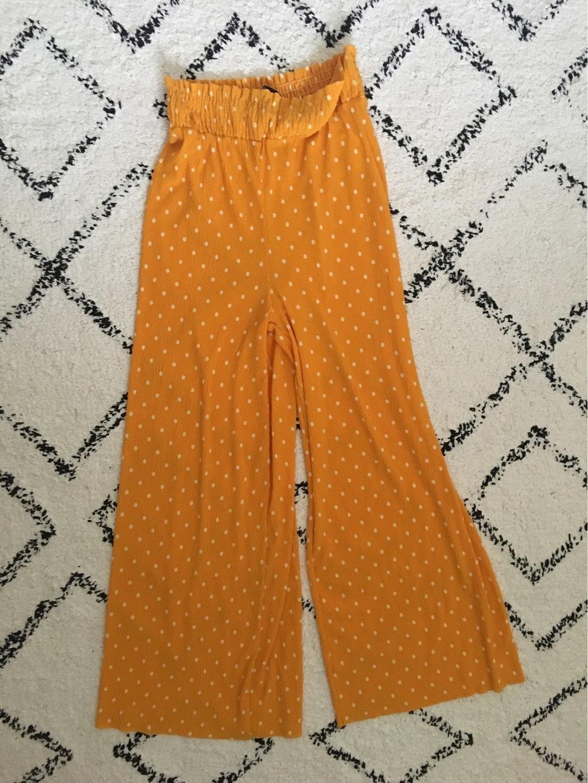 Damers bukser og jeans - BERSHKA photo 1