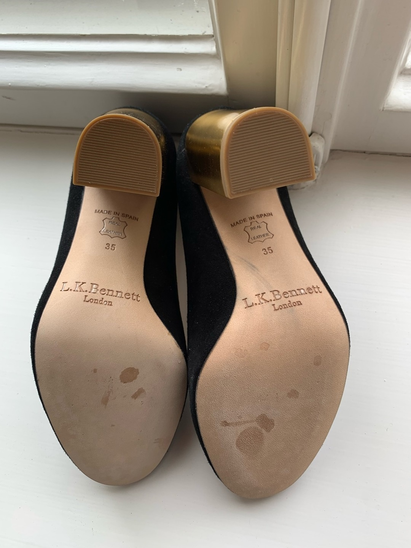 Women's heels & dress shoes - L.K.BENNETT photo 4