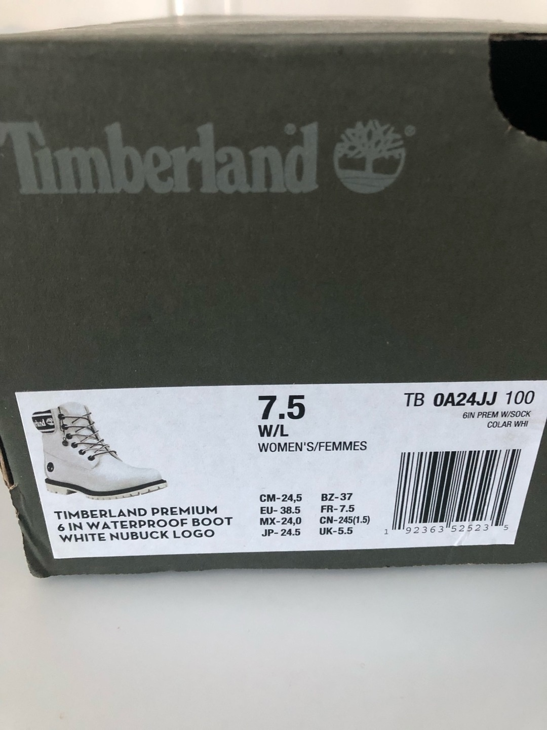 Damers andet - TIMBERLAND photo 4