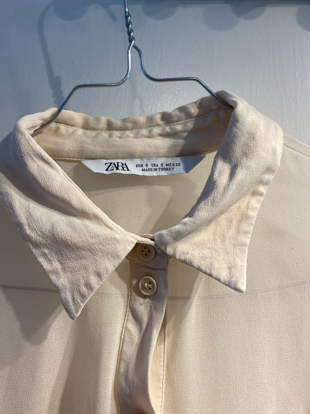 Women's blouses & shirts - ZARA photo 4