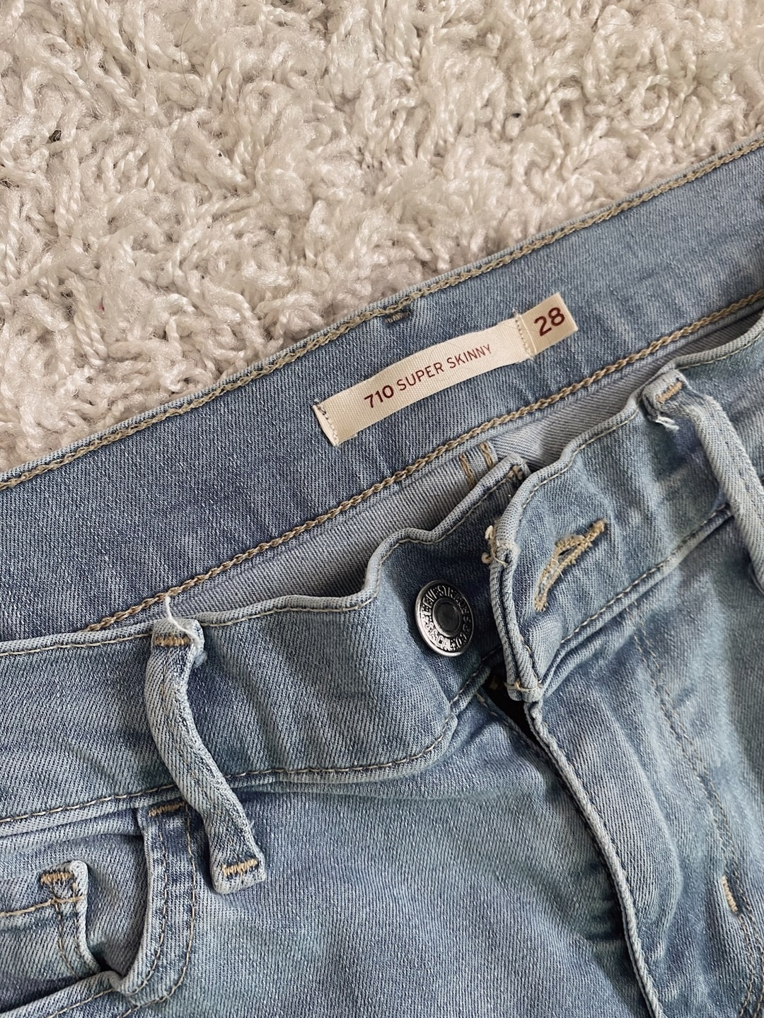 Damers bukser og jeans - LEVI'S photo 3