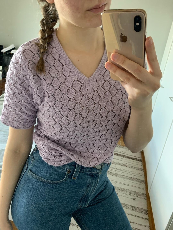 Damen blusen & t-shirts - VINTAGE photo 4