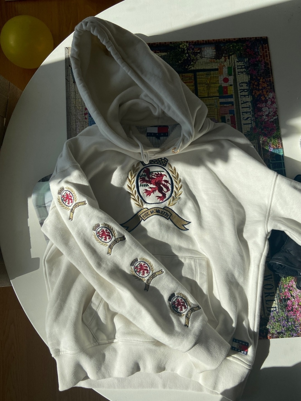 Damen kapuzenpullover & sweatshirts - TOMMY HILFIEGER photo 1