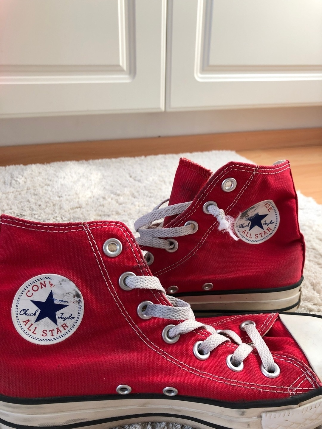 Women's sneakers - CONVERSE photo 3