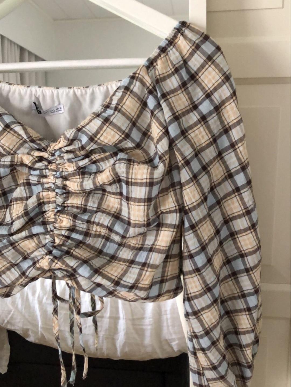 Women's blouses & shirts - ZARA photo 3