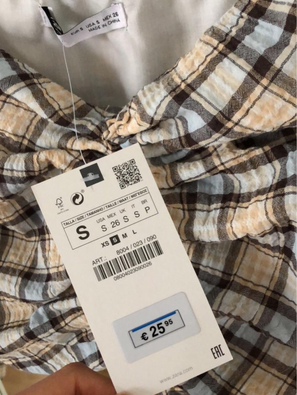 Women's blouses & shirts - ZARA photo 4