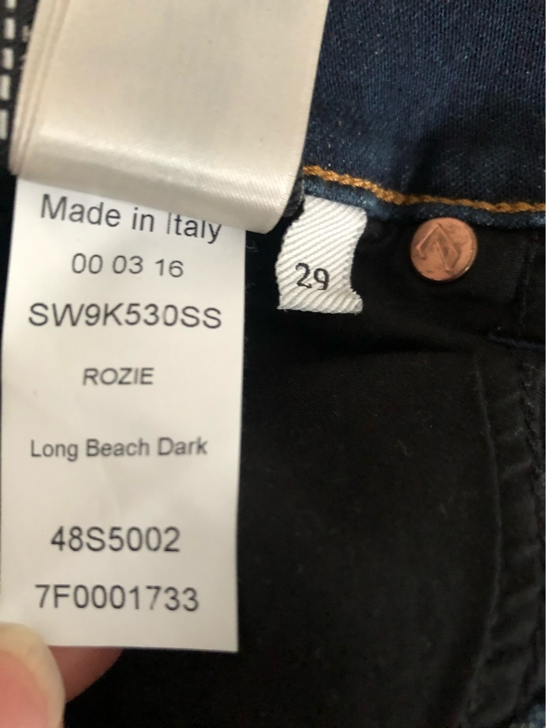 Women's trousers & jeans - 7 FOR ALL MANKIND photo 4