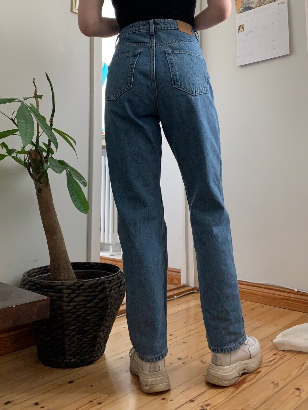 Women's trousers & jeans - WEEKDAY photo 2
