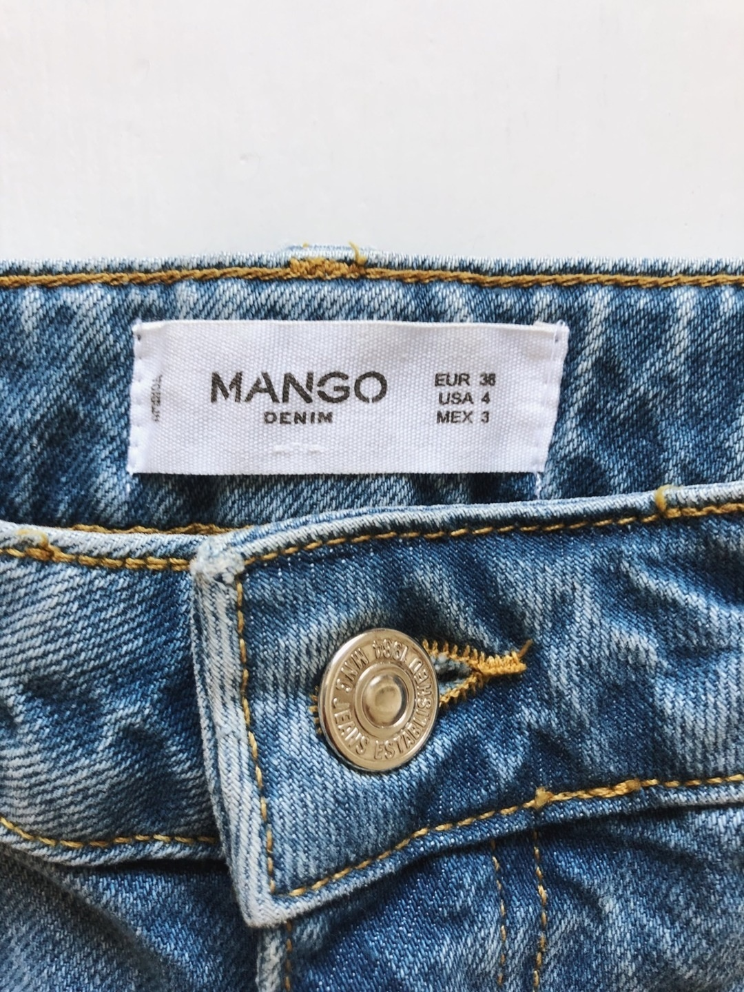 Damers bukser og jeans - MANGO photo 4