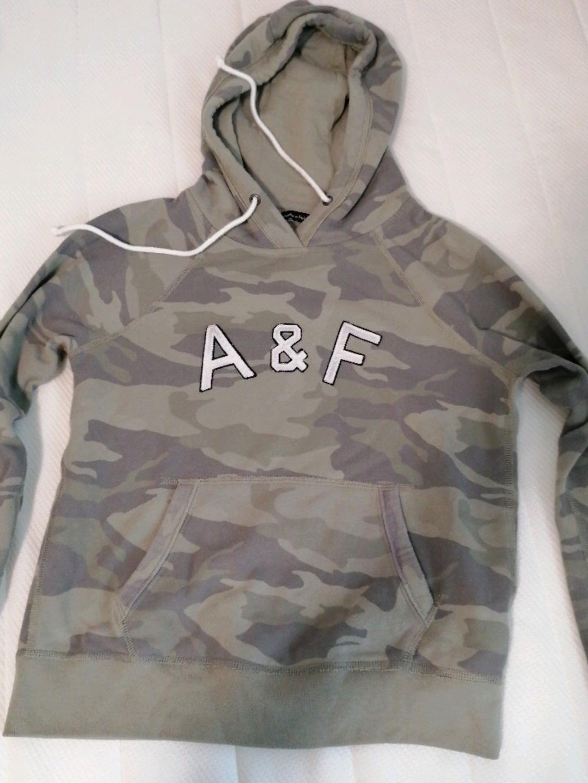 Damers hættetrøjer og sweatshirts - ABERCROMBIE & FITCH photo 1