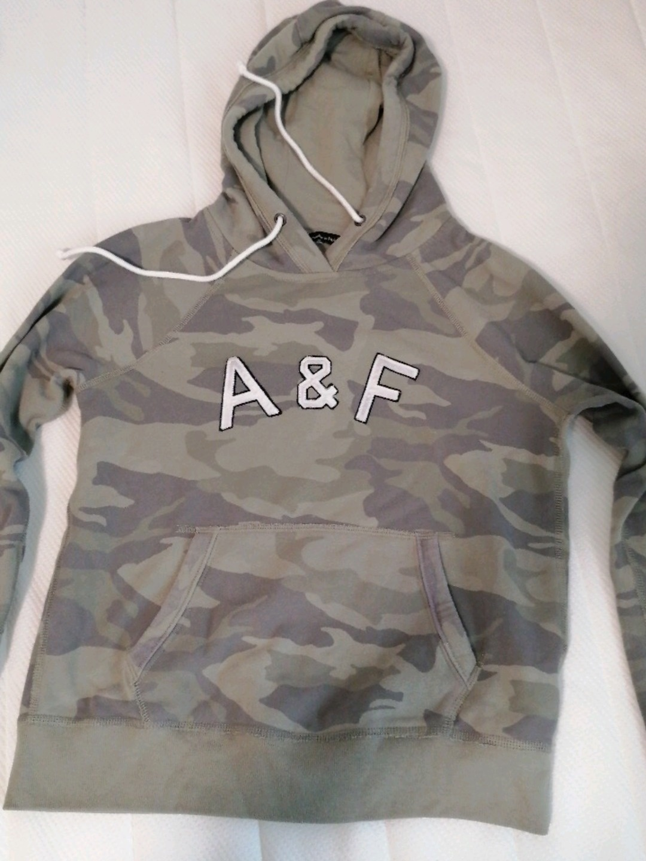 Damen kapuzenpullover & sweatshirts - ABERCROMBIE & FITCH photo 1
