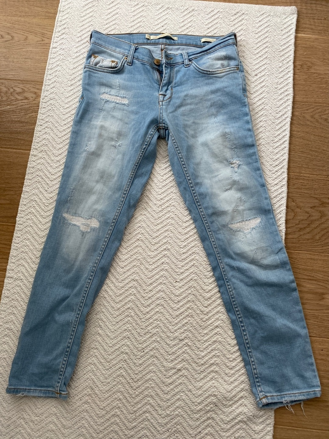 Damen hosen & jeans - ZARA photo 2