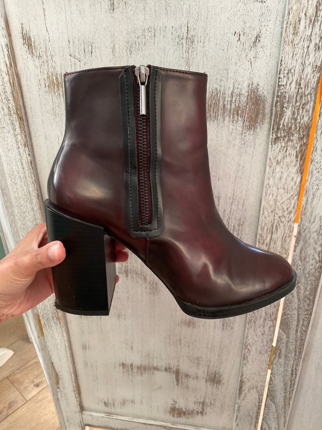 Women's boots - ZARA photo 3