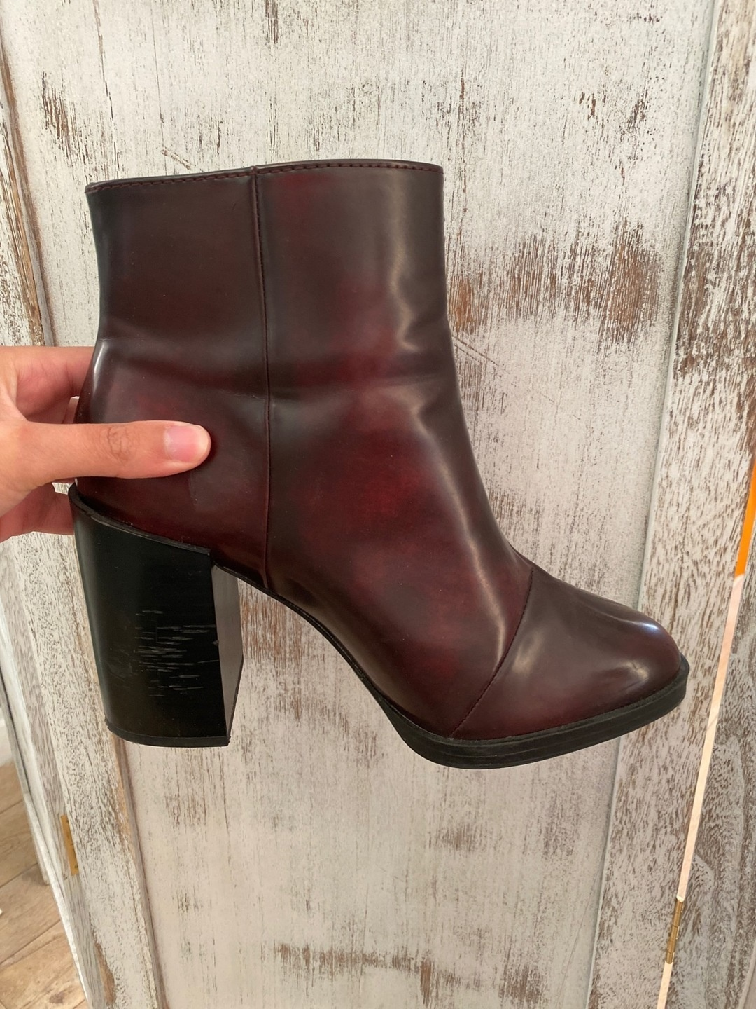 Women's boots - ZARA photo 4