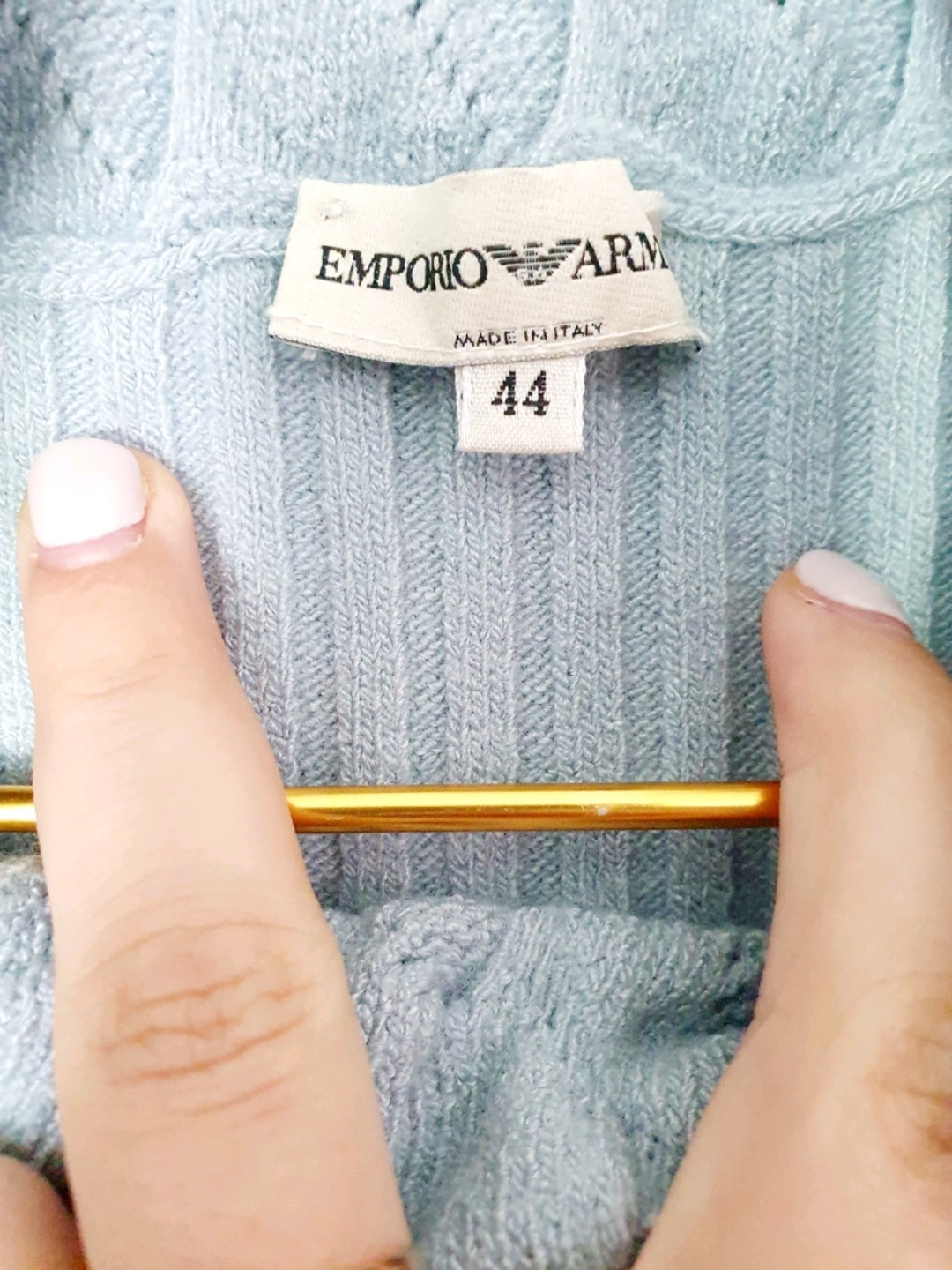 Women's jumpers & cardigans - EMPORIO ARMANI photo 3