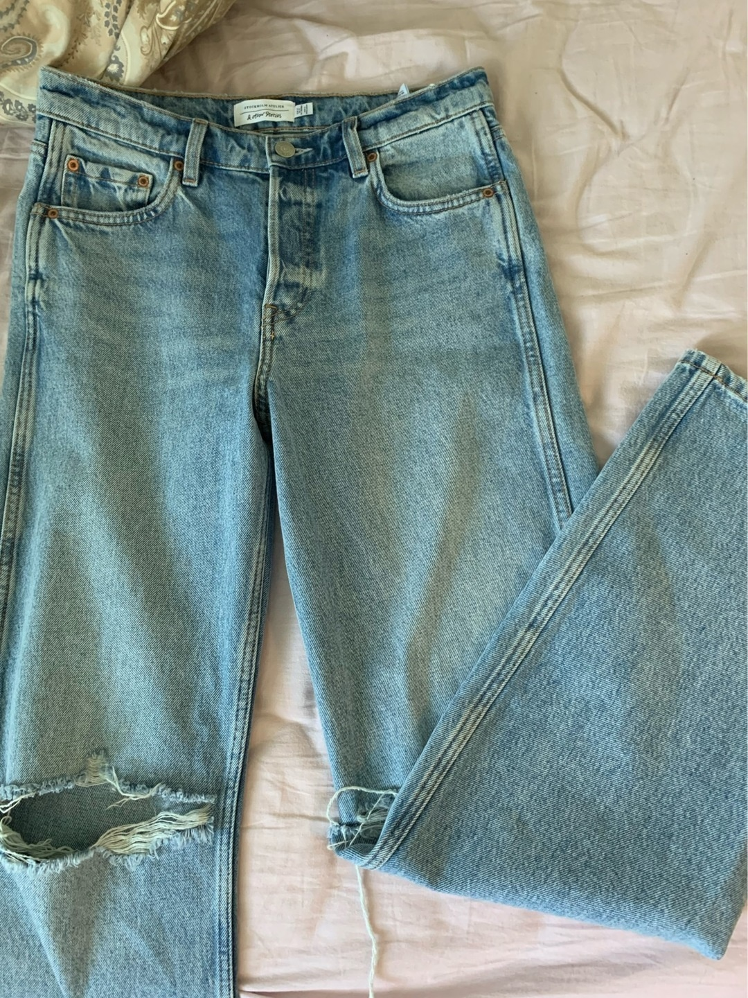 Women's trousers & jeans - & OTHER STORIES photo 3