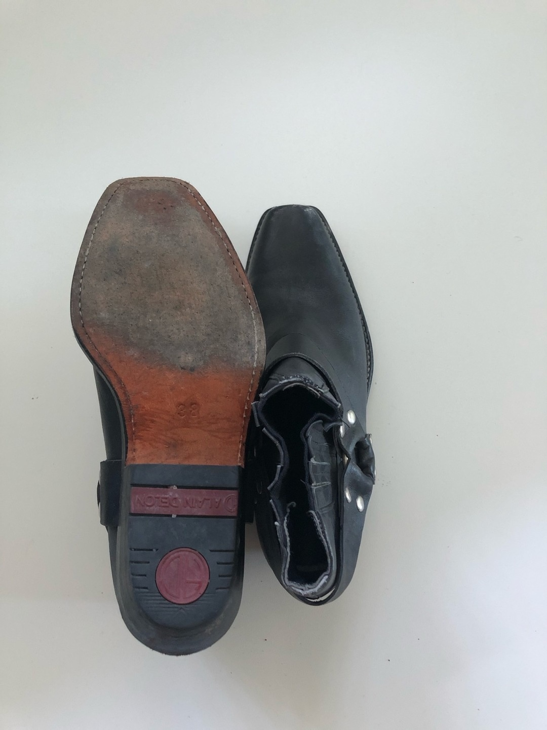 Damen flache schuhe - ALAIN DELON photo 2