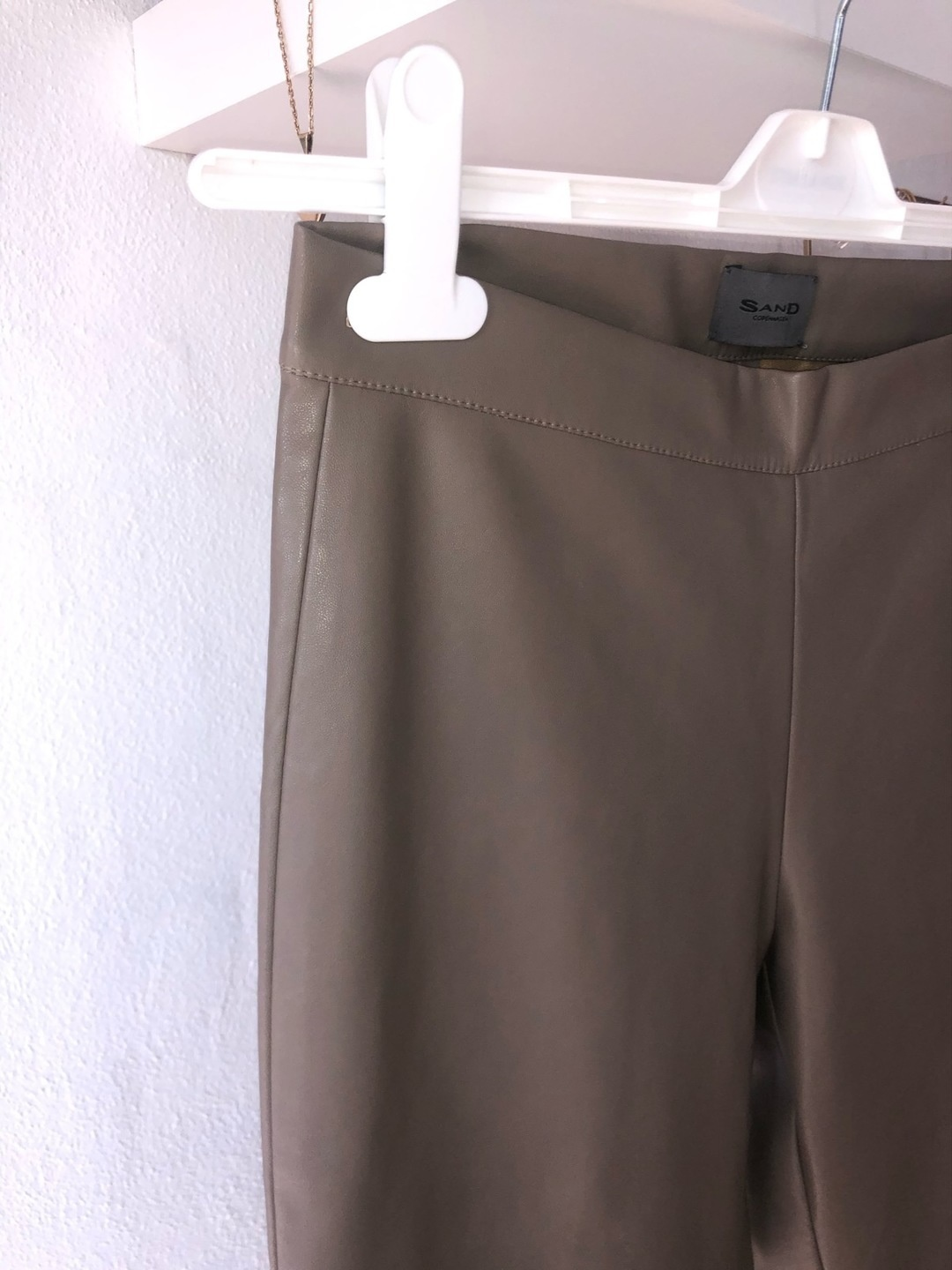 Women's trousers & jeans - SAND photo 2