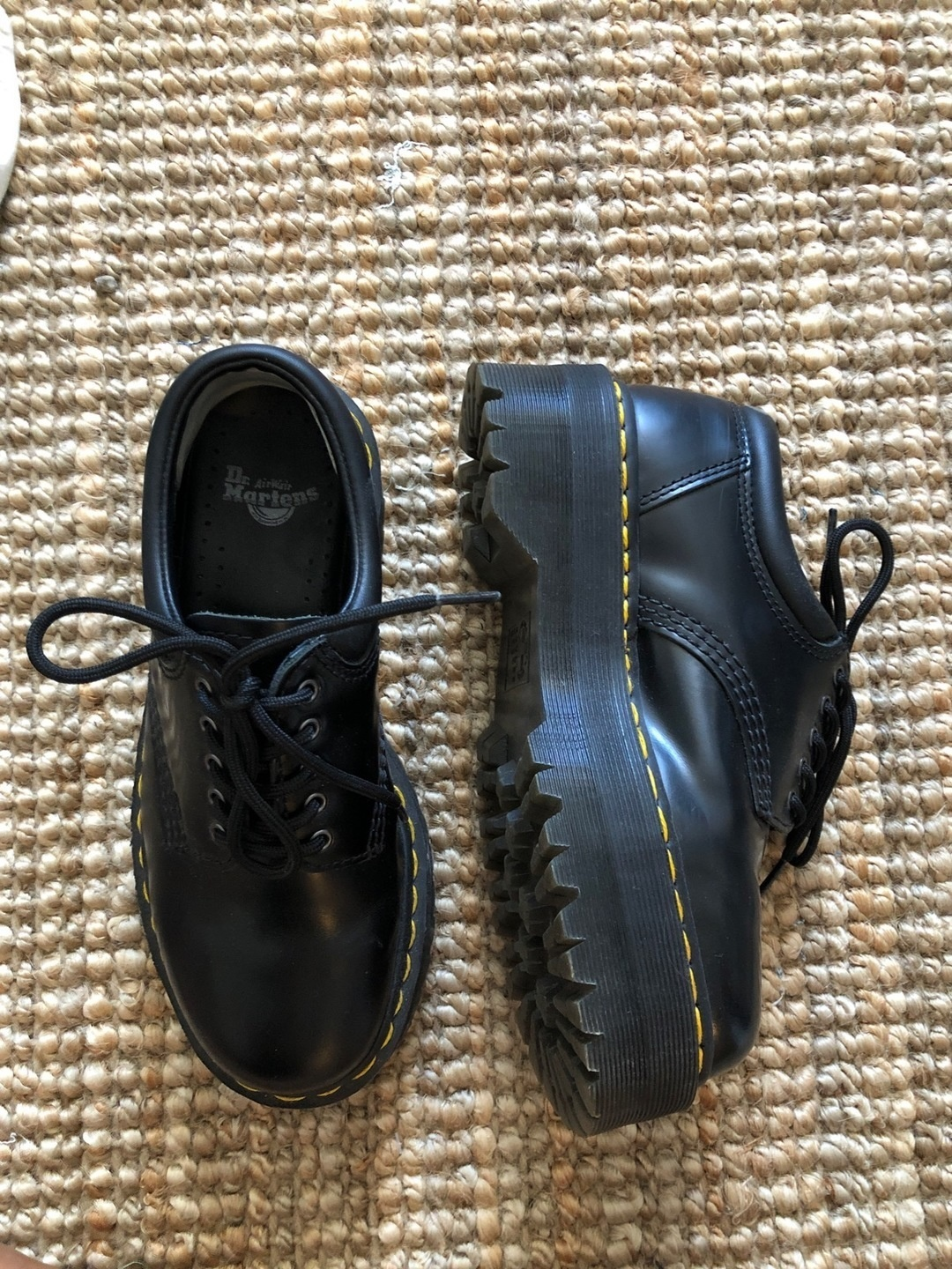 Women's sneakers - DR. MARTENS photo 1
