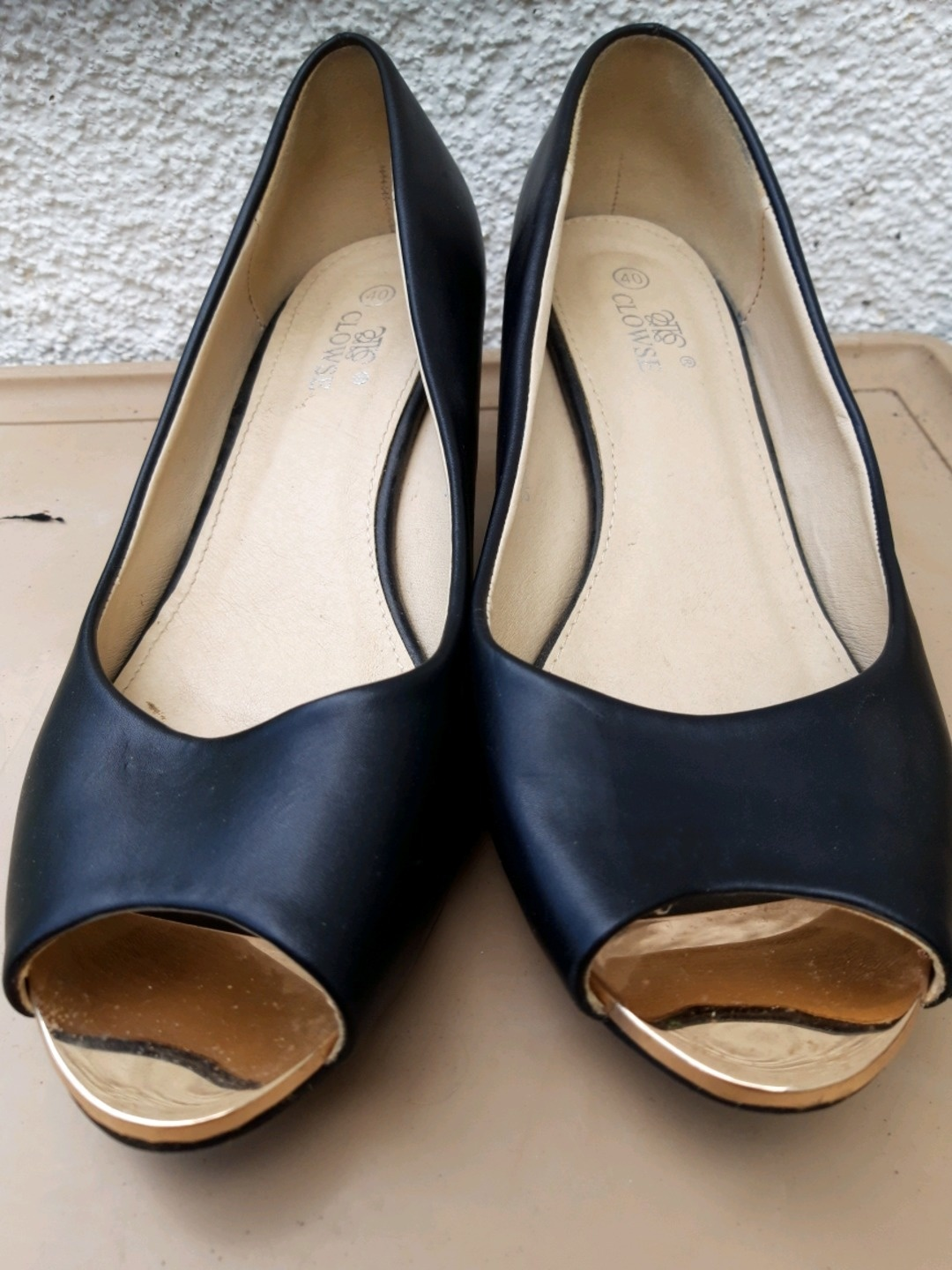 Women's heels & dress shoes - VINTAGE photo 1