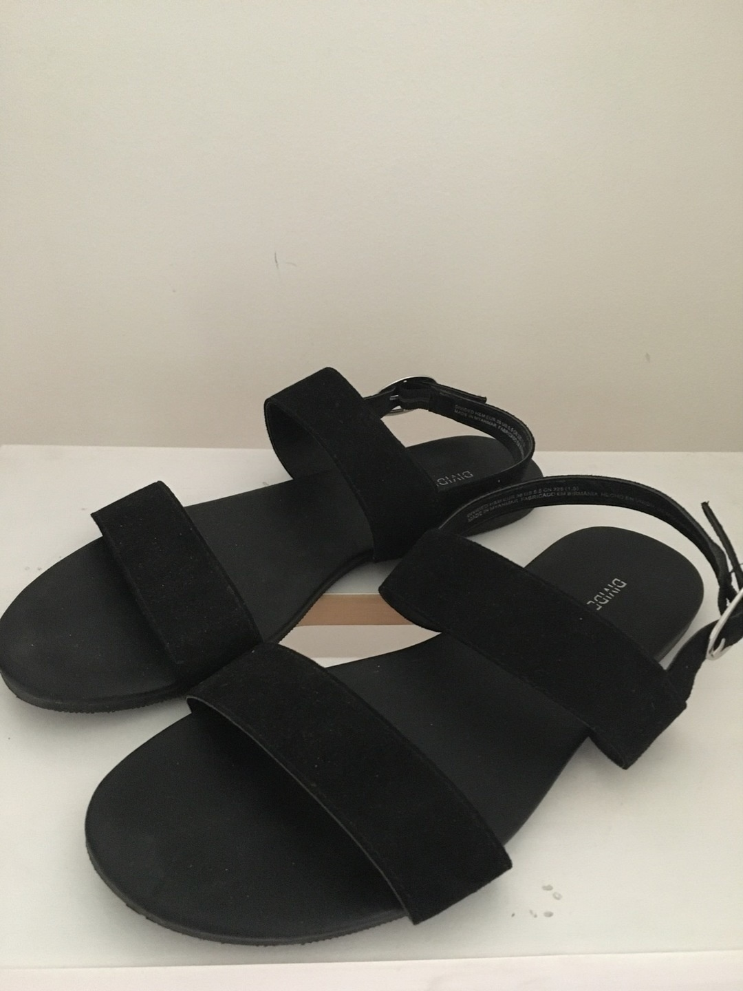 Women's sandals & slippers - DIVIDED BY H&M photo 1